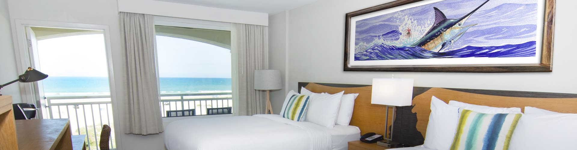 Partial Ocean Views Rooms