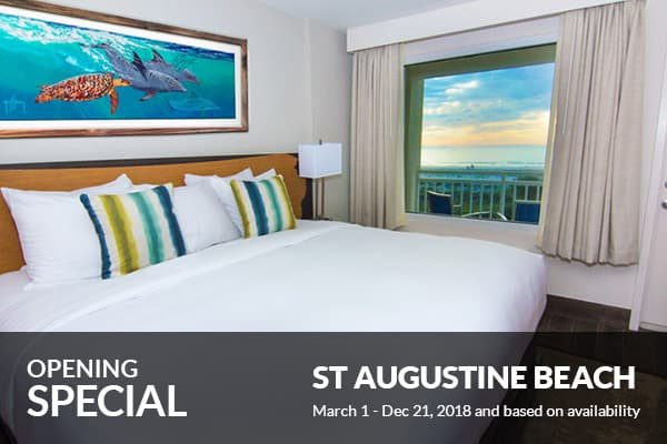 St Augustine Vacation Packages