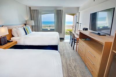Oceanfront Rooms