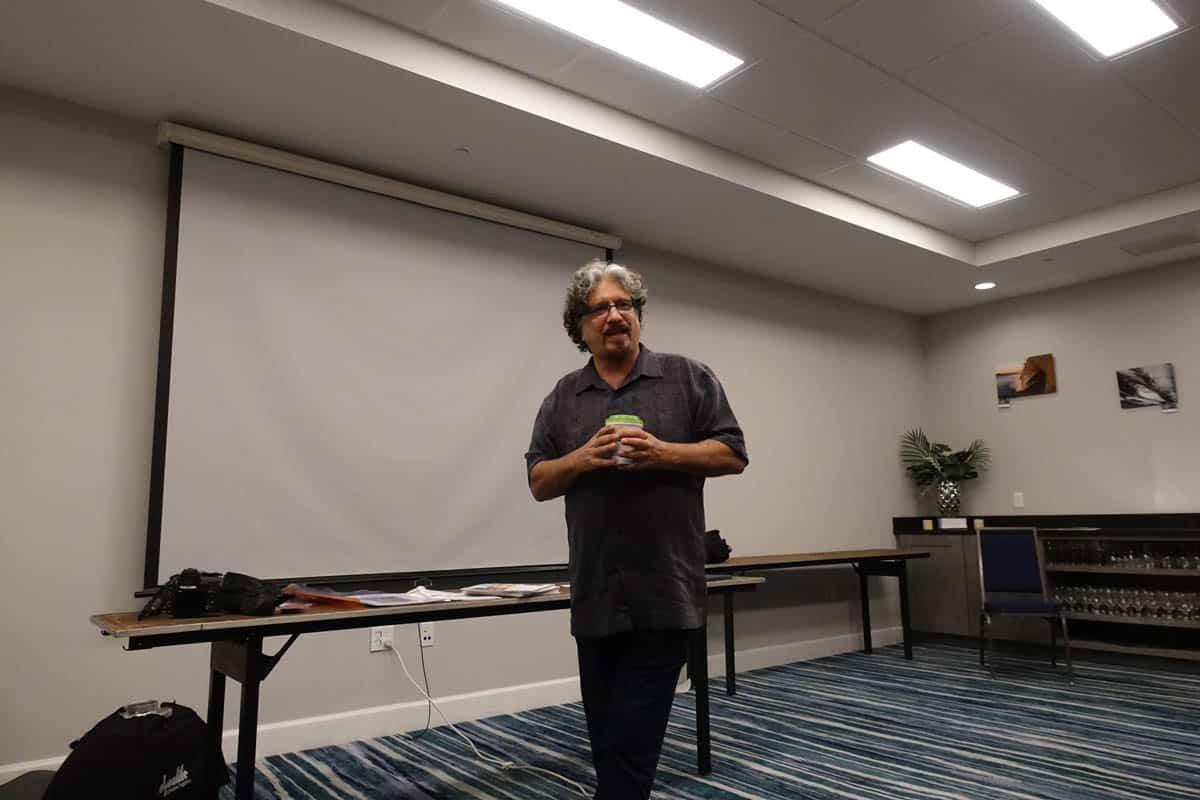 Rick Friedman - Light Workshop