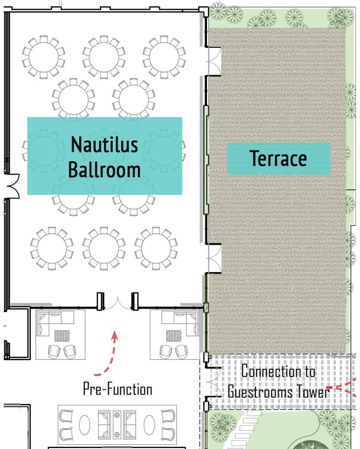 Nautilus Ballroom