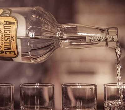 St. Augustine Distillery Tasting Tour