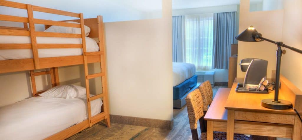 Guest Rooms - kid suites