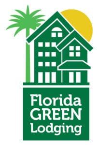 florida green lodging logo