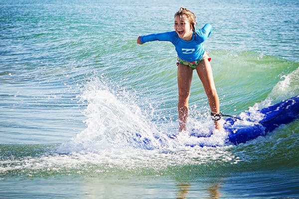 Surfing & Paddle Boarding